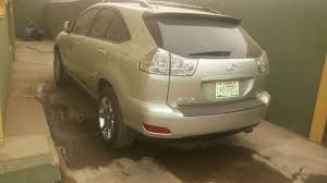 lexus rx 350 for sale nairaland very clean naija used 2007 rx350 lexus jeep for sale autos nigeria