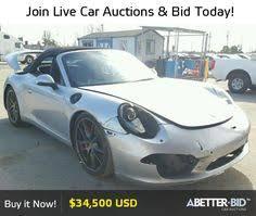 salvage porsche 911 for sale salvage 2002 porsche 911 for sale wp0ca29952s651848 https