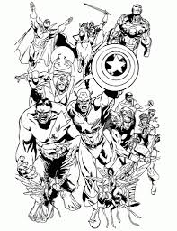 fascinating free printable avengers coloring pages marvel s the