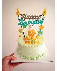 birthday cake decorations hot deals 1 putwo birthday decoration cake