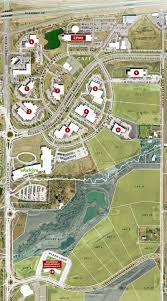 Iowa State Map Growth At Isu Research Park Meets Needs Of Employees Community