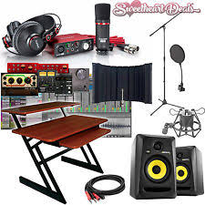 Guitar Center Desk by Pro Tools Recording Studio Ebay