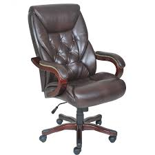 Desk Chair Leather Design Ideas Leather Office Chair Best Desk Chair For Back Www