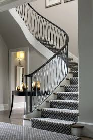 Design For Staircase Railing Stairs Railing Design Interior Indoor Stair Iron Railings