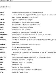Cfe Centre De Formalités Des Entreprises Chambre D Charte Nationale Des Petites Et Moyennes Entreprises Et Des