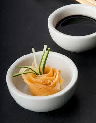 cuisine au gingembre gingembre mariné à la japonaise des sœurs scotto pour 4 personnes
