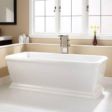 Small Bathroom With Freestanding Tub 68