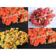 Flower Garland Indian Wedding Buy Indian Marigold Flowers Online Australia Fresh Jasmines