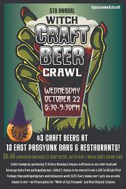 east passyunk witch craft beer crawl casts halloween spell at 13