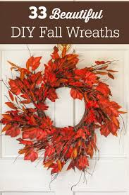 thanksgiving wreaths diy 33 beautiful diy fall wreaths simply stacie