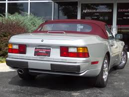 porsche 944 s2 cabriolet for sale motorcar investments inc 919 851 4044 raleigh nc 27606