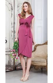 bella maternity dress raspberry maternity wedding dresses