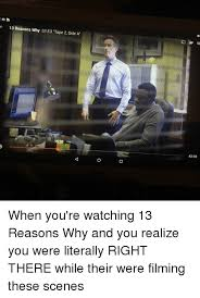 Meme Tape - 13 reasons why s1 e3 tape 2 side a 1520 4203 when you re watching 13