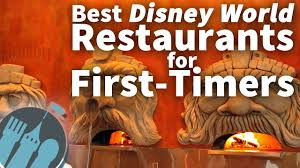 good thanksgiving restaurants dfb tips the best disney world restaurants for first timers youtube