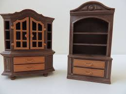 Dolls House Furniture 2 Pieces Doll House Furniture From Handtoheartantiques On Ruby Lane