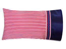 American Flag Bed Set Patriotic Pillowcase American Flag Pillow Case Red White U0026 Blue