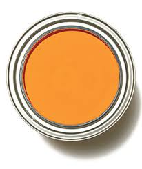 decorating with orange orange paint colors carrot sticks and