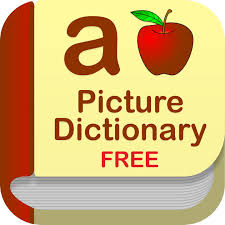 kids picture dictionary learn english a z words on the app store