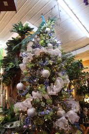 Peacock Blue Christmas Decorations by 162 Best Christmas Tree U0027s U0026 Themes Images On Pinterest Christmas