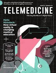 telemedicine magazine issue 3 by telemedicine magazine issuu