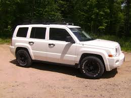 custom jeep white rocker panel protection jeep patriot forums