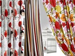 Curtains Floral Upholstery Fabric For Curtains Floral Pattern Striped