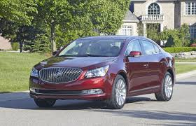 2015 Buick Grand National And Gnx 2016 Buick Lacrosse Info Pics Specs Wiki Gm Authority