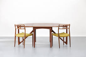 Danish Dining Room Table by Mid Century Danish Dining Table By Kurt østervig For Jason Møbler