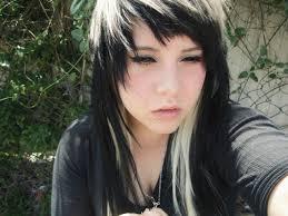 image result for blonde highlights on black hair highlights