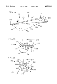 patent us6050868 high efficiency hydrofoil and swim fin designs
