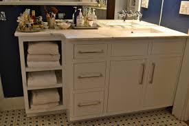 bathroom vanity makeover ideas bathroom oak vanity makeover with latex paint bathroom ideas in 27