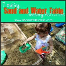 Backyard Activities For Kids A Beautiful Ruckus 10 Sand And Water Table Ideas For The Backyard