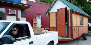 Tinyhouses by Tiny Houses Aim To Help Homeless