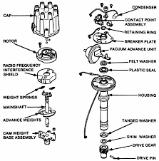 delco remy hei distributor wiring diagram new rodding the at