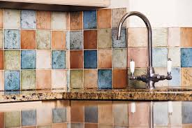 colorful kitchen backsplashes multi colored kitchen backspash kitchen backsplash photos zimbio