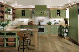 Green Country Kitchen Home Country Kitchen Designs Bauformat Green Kaf Mobile Homes