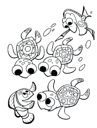 finding sea turtle coloring pages printable preschoolers