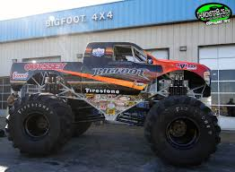 bigfoot 20 international monster truck museum u0026 hall fame