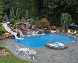 backyard inground pool designs best 25 inground pool designs ideas