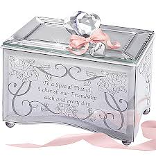 Engraved Music Box Reflections Of A Special Friend Personalized Music Box Friends
