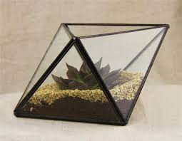 aliexpress com buy small geometric polyhedron terrarium pod air