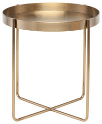 Modern Side Table Gaultier Side Table Modern Side Tables And End Tables By