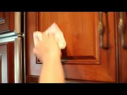 how to clean varnished cabinet doors i could never get the grease my cabinets with this