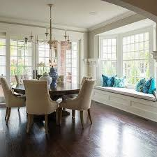 Dining Room Window Ideas Dining Room Window Seat Bay Window Design Ideas