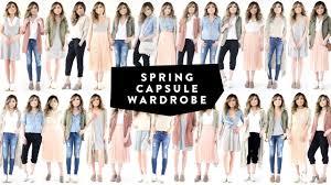 over 40 work clothing capsule 12 pieces 30 looks 2017 spring capsule wardrobe minimalist