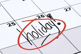 compensation on holidays and non working days