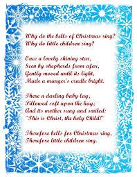 christmas poems u2013 happy holidays