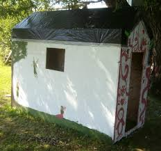 Backyard Playhouse Ideas Free Outdoor Playhouse Plans For Kids How To Build A Playhouse