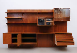Wall Units Wall Unit By Poul Cadovius For Cado 1950s 58950
