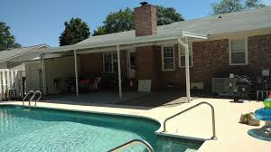 Awning Aluminum Hickory Awnings Aluminum Awnings Installation For Decks And Patios